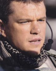 Matt Damon Signed 8x10 Photo w/coa Bourne Proof