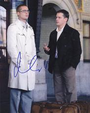 Matt Damon Signed 8x10 Photo w/COA Brad Pitt Oceans