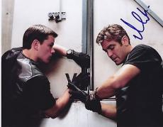 Matt Damon Signed 8x10 Photo w/coa Oceans Eleven Proof