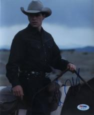 Matt Damon Signed All The Pretty Horses Autographed 8x10 Photo (PSA/DNA) #H03852