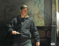 Matt Damon Signed Authentic Autographed 11x14 Photo (PSA/DNA) #J03212