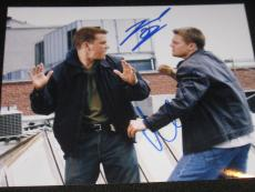 MATT DAMON SIGNED AUTOGRAPH 8x10 DEPARTED DICAPRIO COA