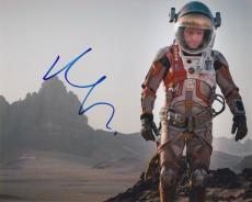 Matt Damon Signed Autographed 8x10 Photo The Martian Mark Watney G