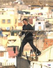 Matt Damon Signed Bourne Identity Autographed 11x14 Photo (PSA/DNA) #J03226