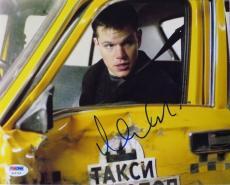 Matt Damon Signed Bourne Identity Autographed 8x10 Photo (PSA/DNA) #G43755