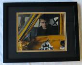 Matt Damon Signed Bourne Identity Autographed Framed 8x10 Photo (PSA/DNA)