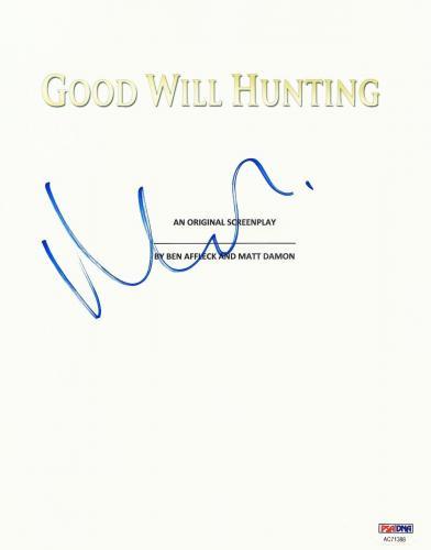 good will hunting screenplay