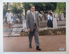 Matt Damon Signed Mr Ripley Authentic Autographed 11x14 Photo (PSA/DNA) #J03214