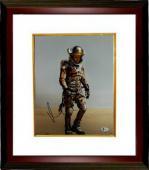Matt Damon signed The Martian 11X14 Photo Custom Framed (vertical)- Beckett Holo #C44417