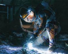 Matt Damon signed The Martian movie 8x10 photograph w/coa Mark Watney #MD1
