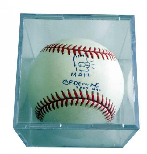 Matt Groening Autographed Signed Bart Simpson Baseball