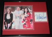 Matt Lauer Signed Framed 11x14 Photo Display Today Show w/ Katy Perry