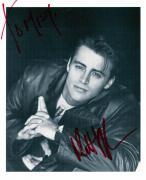 Matt LeBlanc Autographed 8x10 Photo