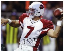Autographed Matt Leinart Photo - Arizona Cardinals 8x10 Mounted Memories