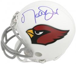 Arizona Cardinals Matt Leinart Autographed Mini Helmet - Mounted Memories