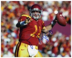 """Matt Leinart USC Trojans Autographed 8"""" x 10"""" Photograph -"""