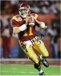 """Matt Leinart USC Trojans Autographed 8"""" x 10"""" Photograph"""