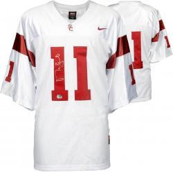Matt Leinart USC Trojans Nike Autographed Jersey - Mounted Memories