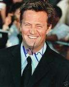 Matthew Perry autographed Photograph - pose 9