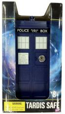 Matt Smith Autographed/Signed Doctor Who In-Package Mini Tardis Safe