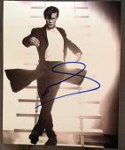 Matt Smith Doctor Who Signed Autograph Seductive Stud Pose 8x10 Photo Coa Dr.