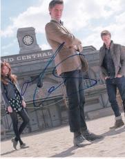 Matt Smith Signed 8x10 Photo Doctor Authentic Autograph Coa