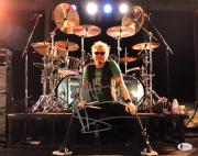 Matt Sorum Signed 11x14 Photo *Guns N Roses Drummer *Velvet Revolver BAS E49757