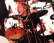 Matt Sorum Signed 11x14 Photo *Guns N Roses Drummer *Velvet Revolver BAS E49758