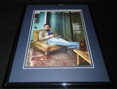Matthew McConaughey 2016 in Dolce & Gabbana Framed 11x14 Photo Display