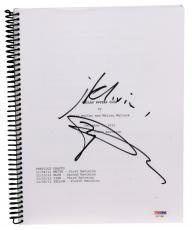 Matthew McConaughey Autographed Dallas Buyers Club Replica Movie Script - PSA/DNA COA