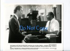 Matthew McConaughey Samuel L Jackson A Time To Kill Original Movie Press Photo