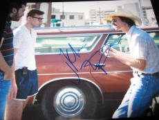MATTHEW MCCONAUGHEY SIGNED AUTOGRAPH 8x10 PHOTO DALLAS BUYERS CLUB PROMO RARE E