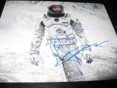MATTHEW MCCONAUGHEY SIGNED AUTOGRAPH 8x10 PHOTO INTERSTELLAR PROMO IN PERSON X5
