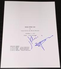 "Matthew Mcconaughey Signed Autograph ""dallas Buyers Club"" Full Movie Script Coa"