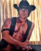 Matthew McConaughey Signed - Autographed Magic Mike - Dallas 11x14 inch Photo - Guaranteed to pass BAS