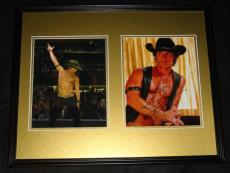 Matthew McConaughey Signed Framed 16x20 Photo Set JSA Magic Mike