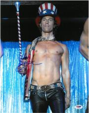 Matthew McConaughey Signed Magic Mike Autographed 11x14 Photo PSA/DNA #AA68806