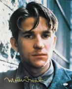 Matthew Modine Signed 16X20 Photo Autographed PSA/DNA #U70542