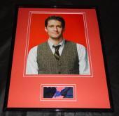 Matthew Morrison GLEE Signed Framed 11x14 Photo Display