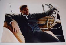 Matthew Morrison Signed Autographed 11x14 Photo GLEE COA VD