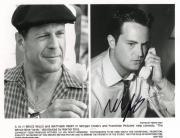 Matthew Perry 2000 Original Promo Friends Signed Autographed 8x10 Photo W/ Coa