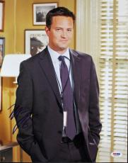 Matthew Perry Go On Signed 11X14 Photo Autographed PSA/DNA #M97299
