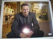 Matthew Perry Signed 11x14 Photo Autographed PSA/DNA COA Friends a