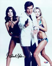 Maud Adams Signed James Bond 007 Authentic 8x10 Photo PSA/DNA #W62397