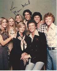 """MAUREEN MCCORMICK as MARCIA BRADY in """"THE BRADY BUNCH"""" Signed 8x10 Color Photo"""