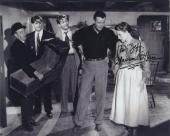 Maureen O'hara Signed Autographed Bw 8x10 Photo For Jeff With John Wayne