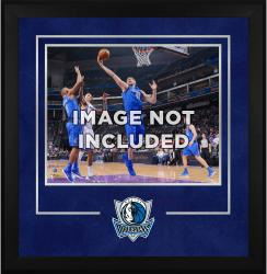 "Dallas Mavericks Deluxe 16"" x 20"" Frame"