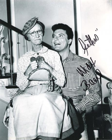 """Max Baer Signed Photo - with """"THE BEVERLY HILLBILLIES"""" Inscription"""