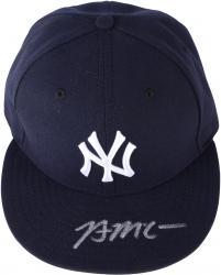 Brian McCann New York Yankees Autographed New Era Cap