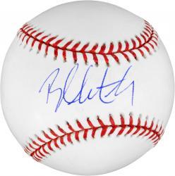 Brandon McCarthy Los Angeles Dodgers Autographed Baseball